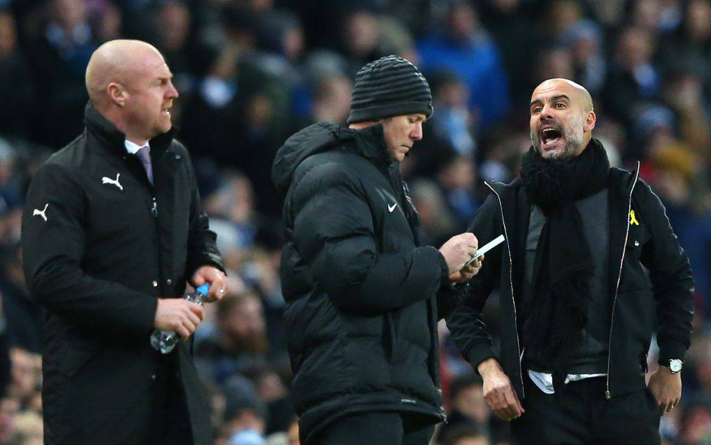 Guardiola, Getty