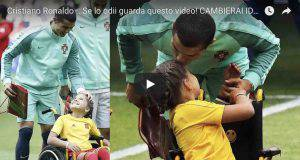VIDEO CRISTIANO RONALDO ALLA JUVE