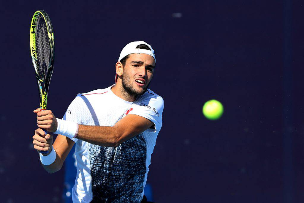 Matteo Berrettini, tennis (Getty)