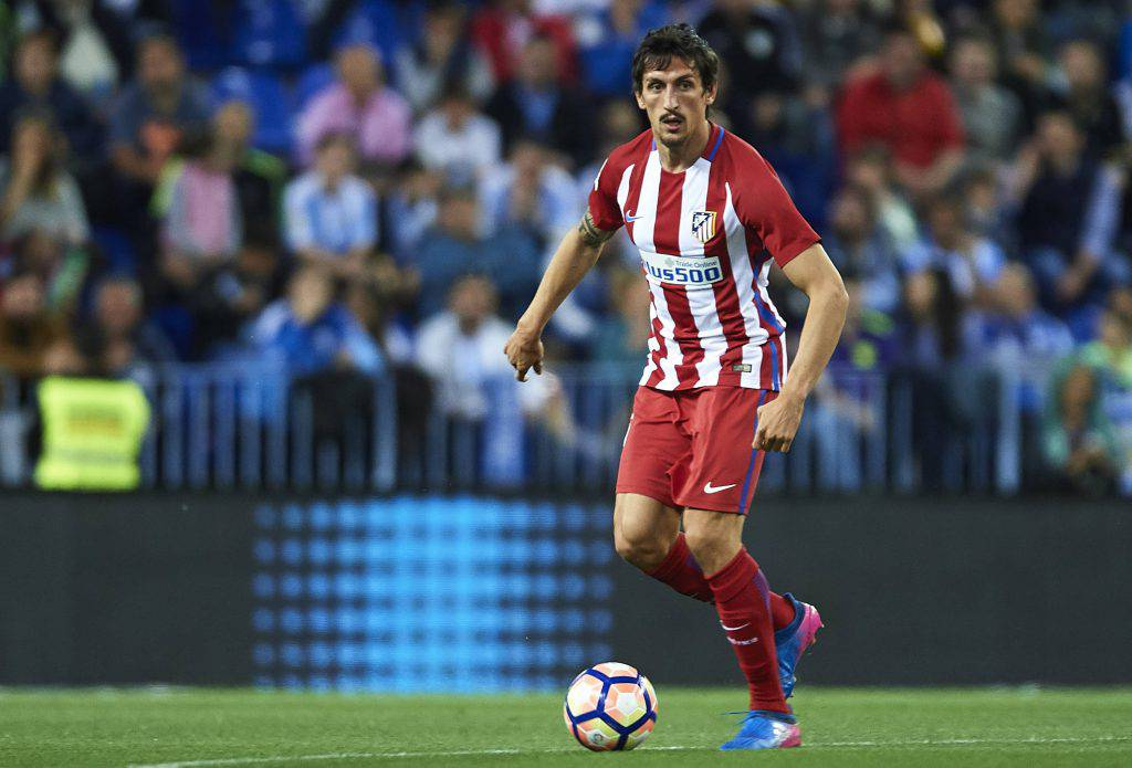 Stefan Savic, Atletico Madrid