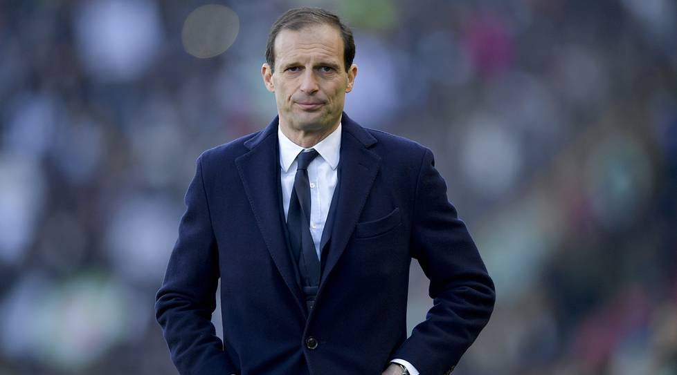 Massimiliano Allegri (Getty Images)