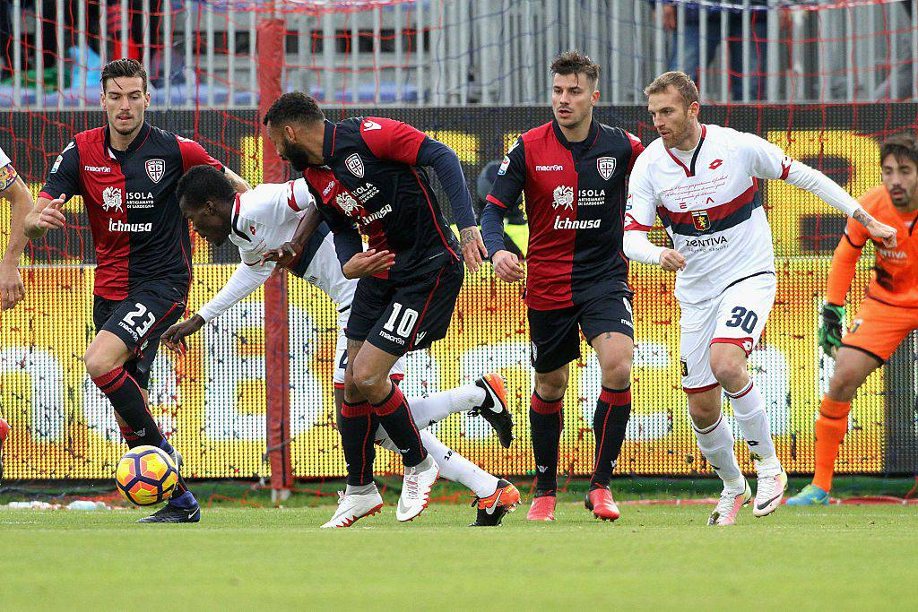 Genoa Cagliari (Getty Images)