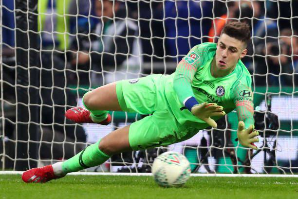 Kepa (Getty)