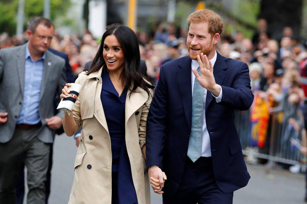 Meghan Markle, Principe Harry (Getty)