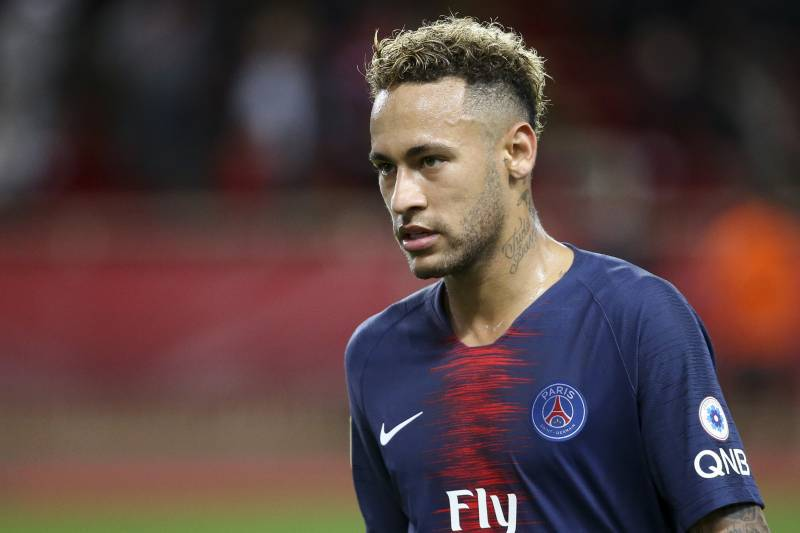 Neymar, PSG (Getty Images)