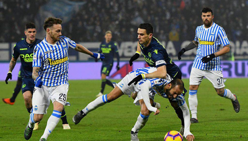 Udinese Spal (Getty Images)