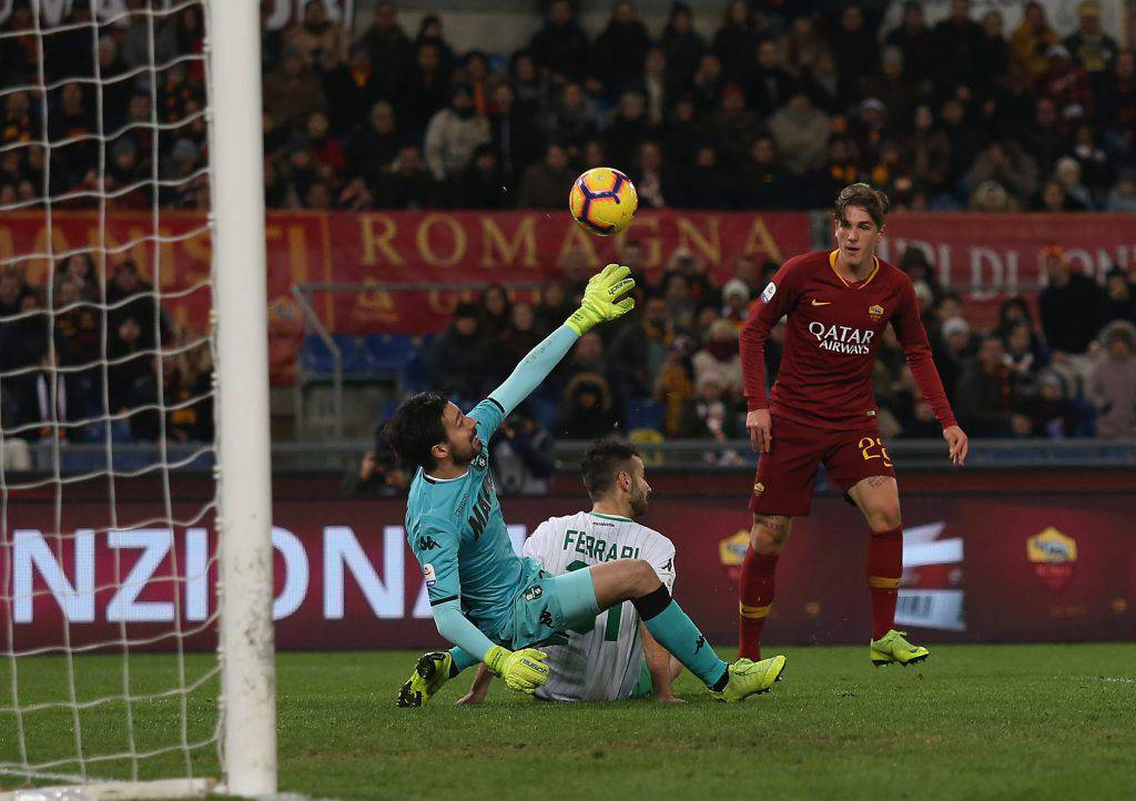 Sassuolo Roma (Getty Images)