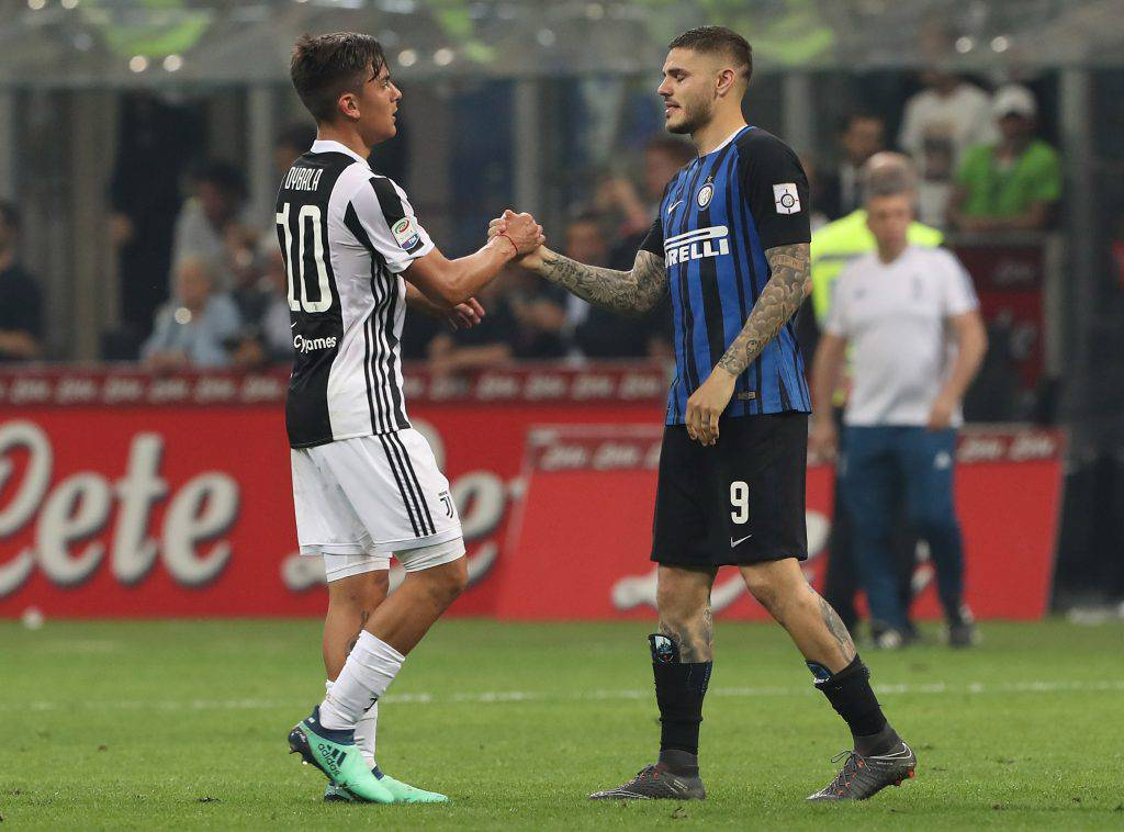 Dybala, Icardi (Getty Images)