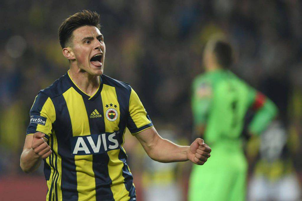 Eljif Elmas (Getty Images)