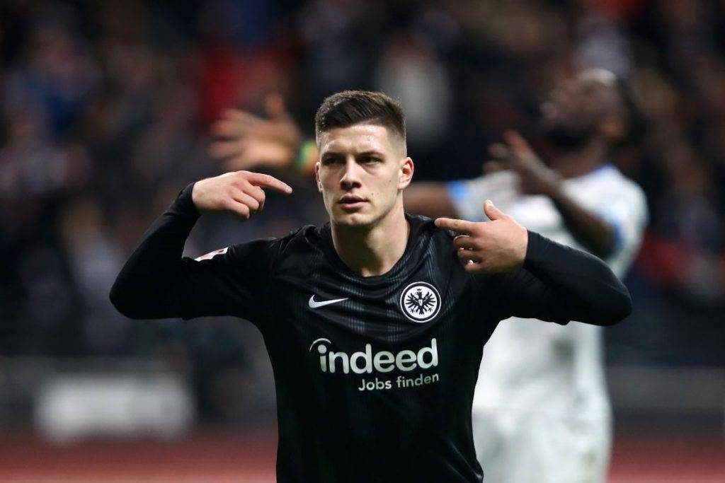 Luka Jovic (Getty Images)
