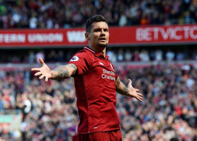 Dejan Lovren, Liverpool (Getty Images)
